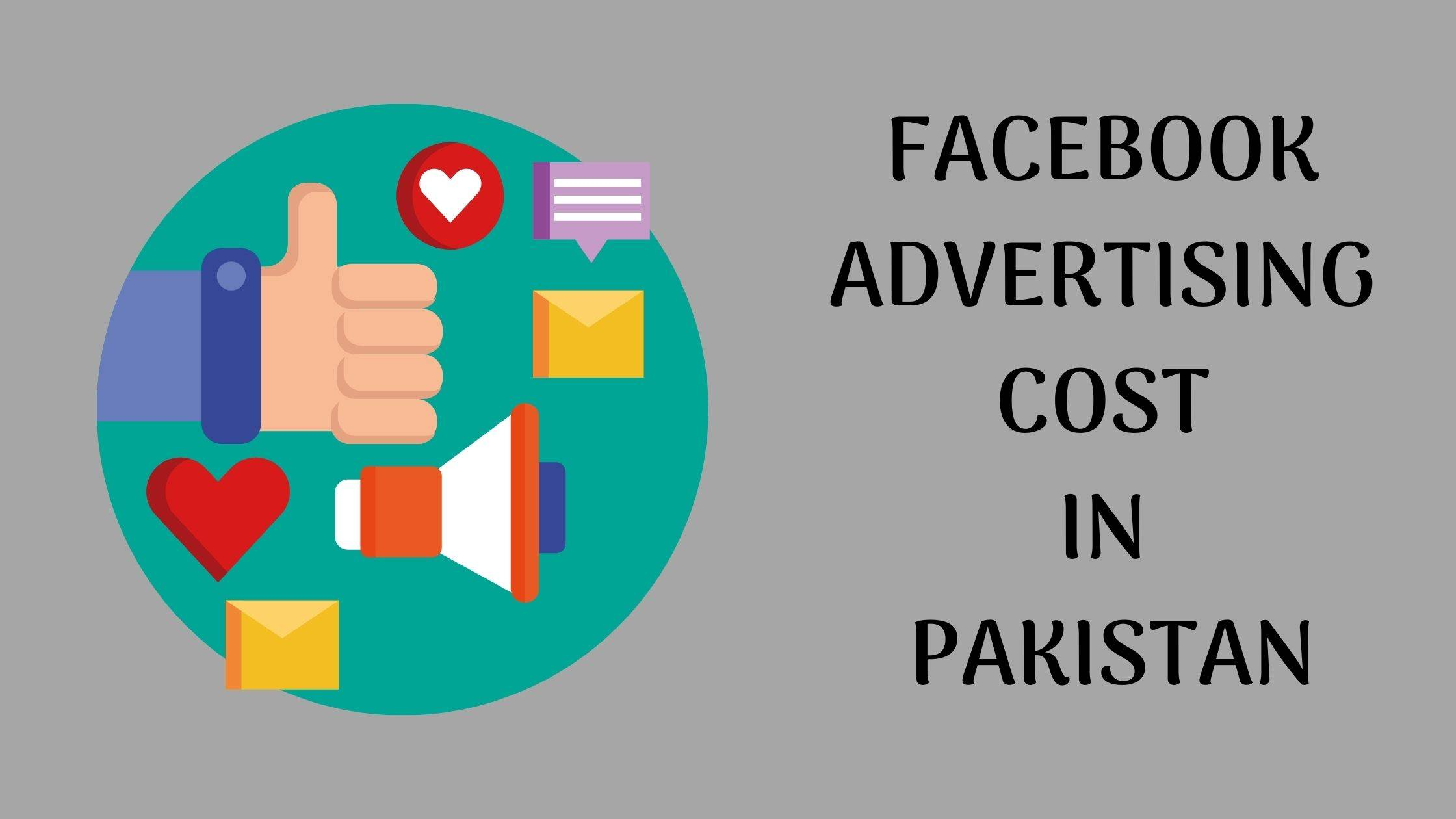 Facebook Advertising Cost in Pakistan   Monarch